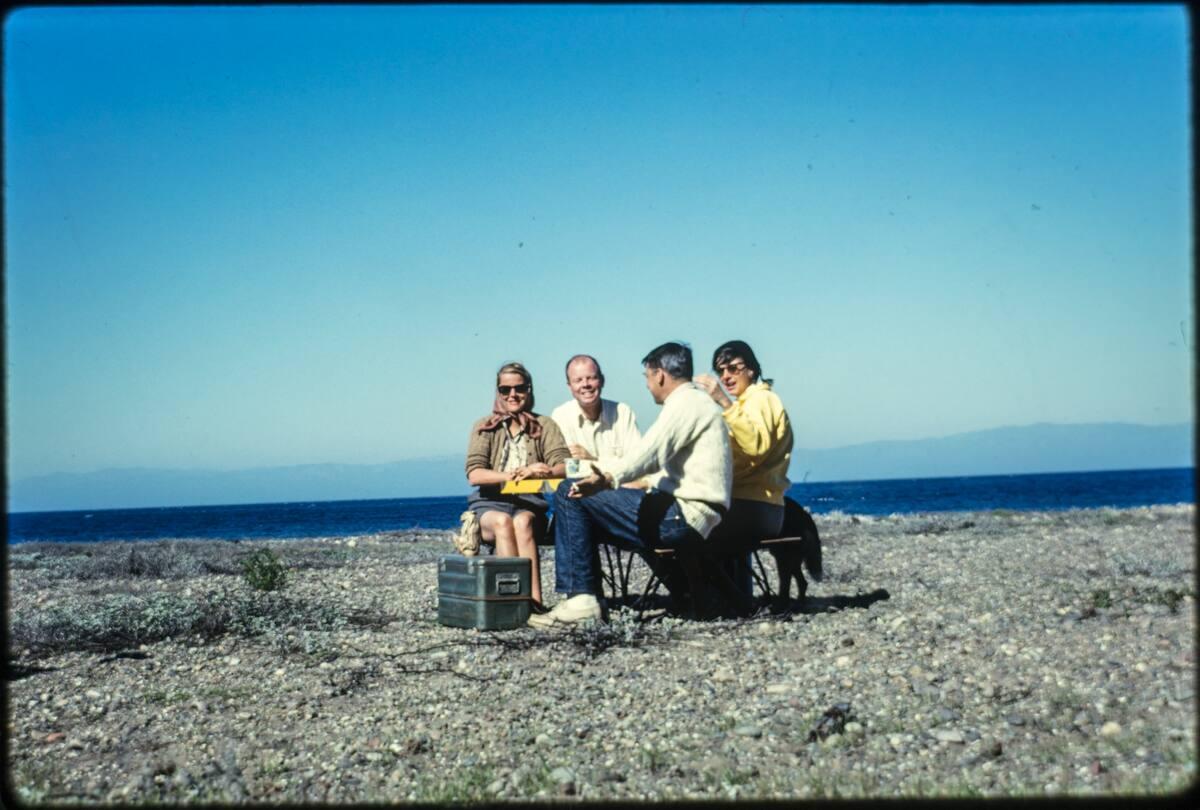 Travel Photographs from Santa Cruz Island