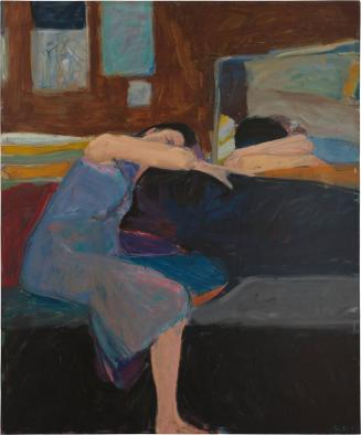 Berkeley figurative paintings