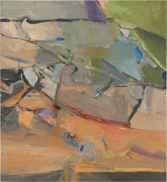 Berkeley abstract paintings