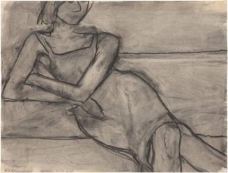 Untitled (Reclining Woman)