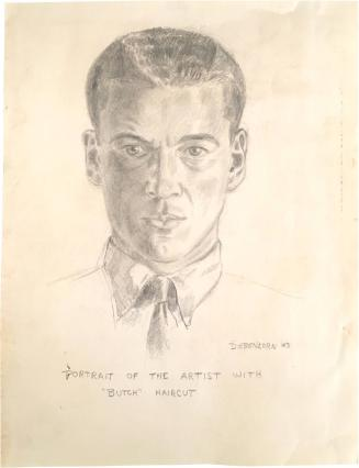 Untitled (Portrait of the Artist with