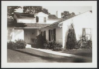 Dorothy and Richard Diebenkorn Sr.'s Home
